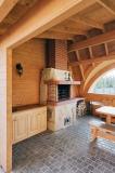 Дерев'яний будинок 09